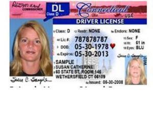 Buzz Bethel Driver's License News Ct