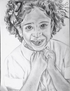 Ana Grace Marquez-Greene, drawn by Dana Benz