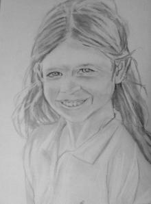 Jessica Rekos, drawn by Dana Benz